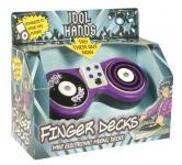 DJ - Mischpult -Finger Decks-