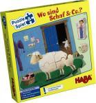 Wo sind Schaf & Co. von Haba