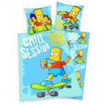 Bettwäsche The Simpsons - Bart Simpson -