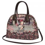 "Handtasche Betty Boop ""Cafe"" Moonlight Bag"