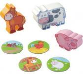 Spielfiguren Tiere aus Holz