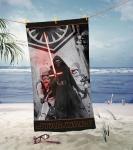Strandtuch Star Wars Kylo Ren grau
