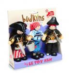 Budkins Biegepüppche Piraten