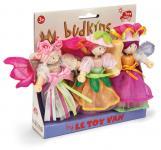 Budkins Biegepüppchen Garden Fairies