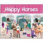 Create your Happy Horses Stickerbuch