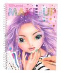 Malbuch Create your TOPModel Make-Up