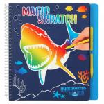 Dino World Magic Stratch Buch Underwater