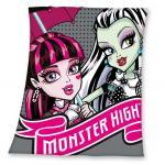 Fleecedecke Monster High