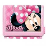 """Geldbörse Minnie Infantil """"Joyful"""" mit Klettverschluss"""
