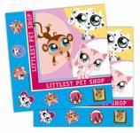 Servietten Littlest Pet Shop