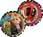Pappteller The Muppets