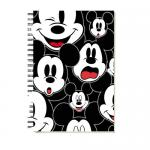 CLASSIC MICKEY Notizblock Visages