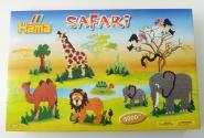 Hama Bügelperlen Geschenkpackung Safari