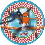 Pappteller Planes