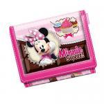 """Geldbörse Minnie Infantil """"Sweet Cake"""" mit Klettverschluss"""