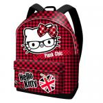 "Rucksack Free Time ""Hello Kitty"" Punk Chic"