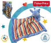 Schmusetuch Nilpferd von Fisher Price