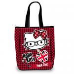 "Shopping Bag ""Hello Kitty"" Punk Chic"
