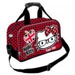 """Sporttasche """"Hello Kitty"""" Punk Chic"""