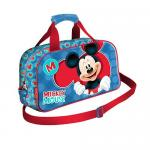 "Sporttasche Mickey Kids ""Let's play"""