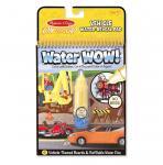 """Malblock """"Water - Wow"""" Fahrzeuge"""