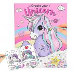 Ylvi & the Minimoomis Malbuch Create your Unicorn