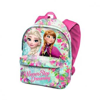 "Rucksack Free Time Frozen ""Never"""