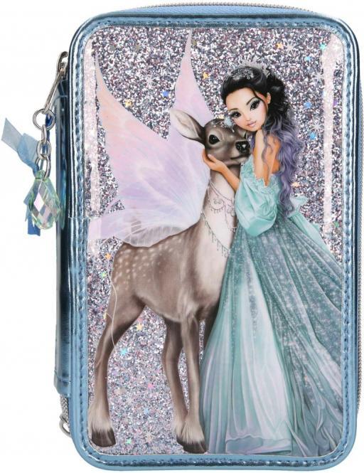 "Fantasy Model Etui 3-fach ""Iceprincess"", gefüllt"