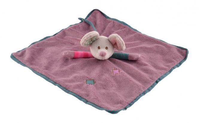 Schmusetuch Maus