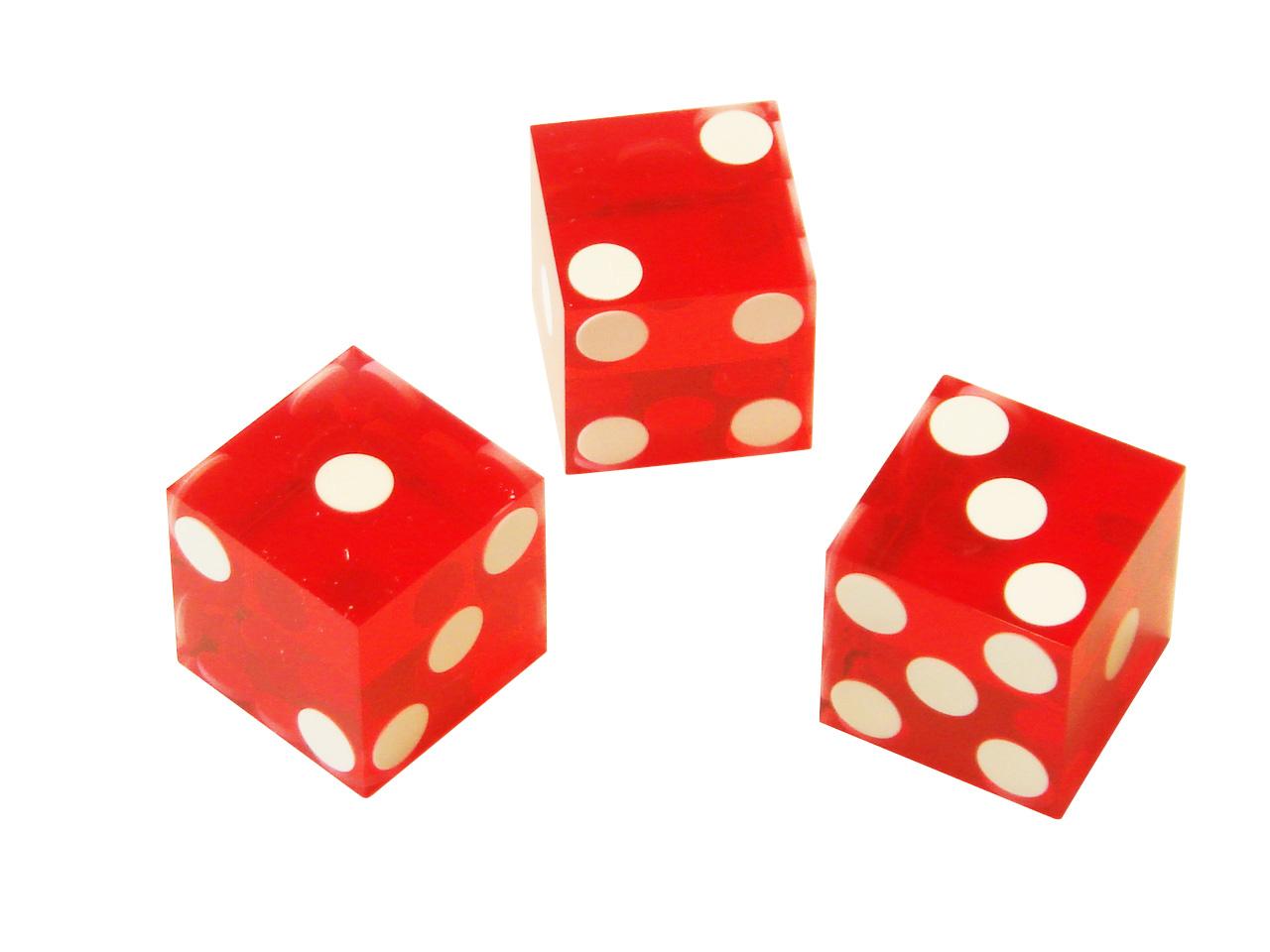 spielzeug mehr casino w rfel standard 19 3 mm rot. Black Bedroom Furniture Sets. Home Design Ideas