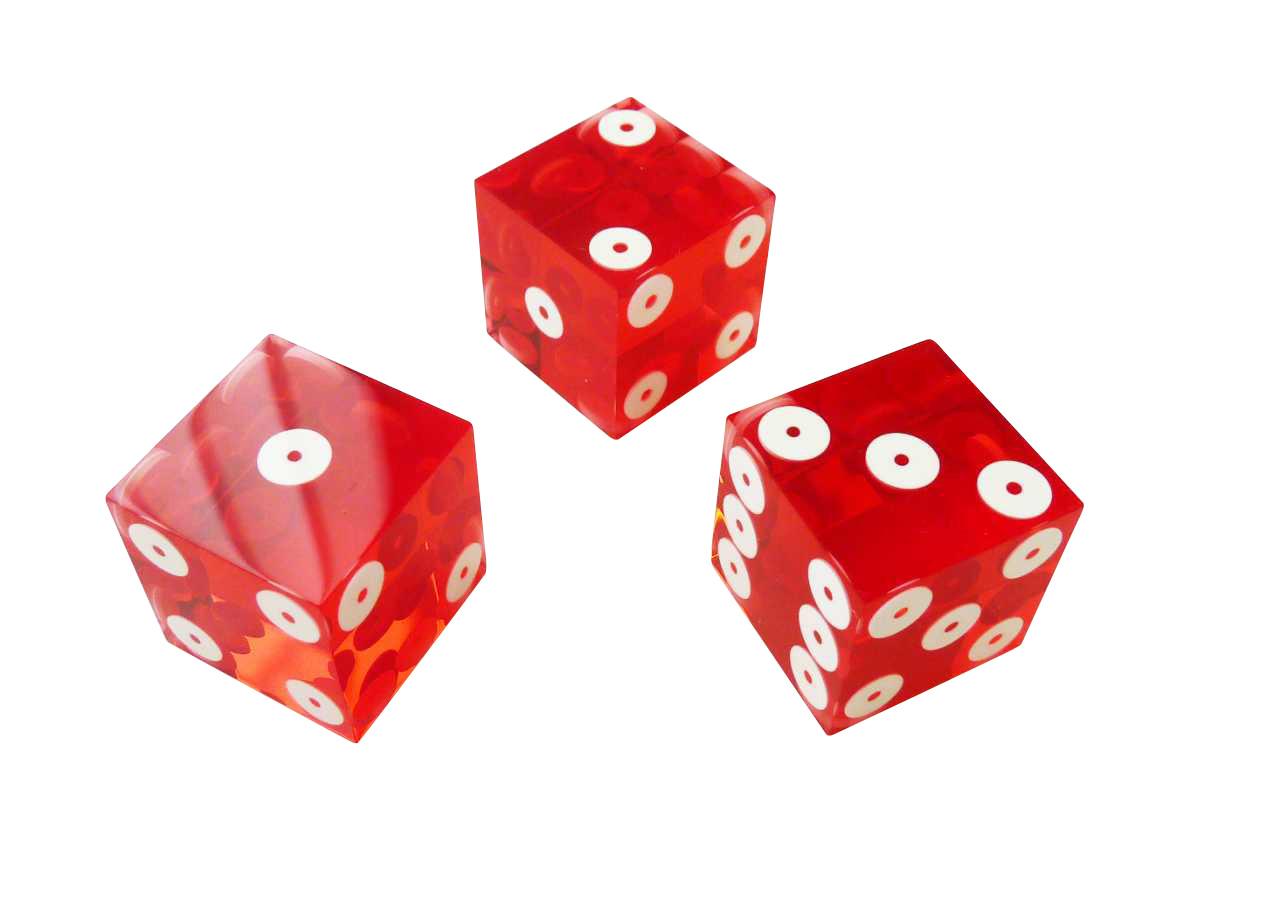 spielzeug mehr casino w rfel bird s eye 19 3 mm rot. Black Bedroom Furniture Sets. Home Design Ideas
